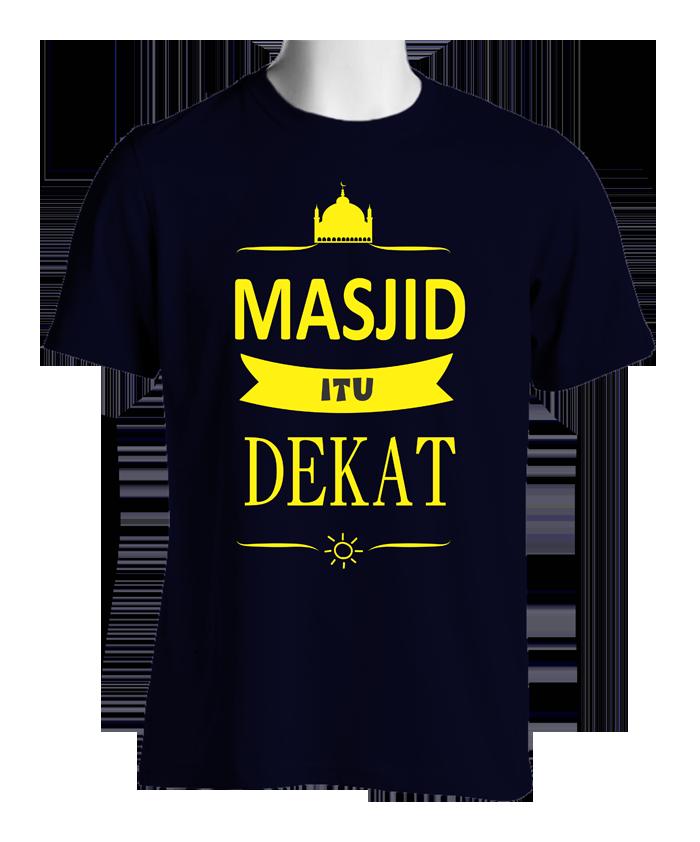 masjid itu dekat