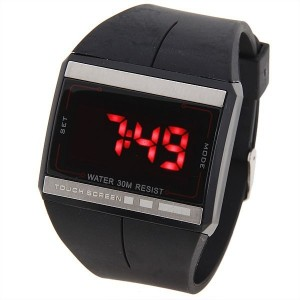 Jam Tangan Touch Screen Digital