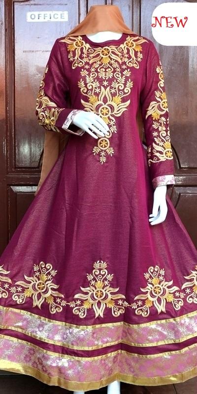 baju india merah muda