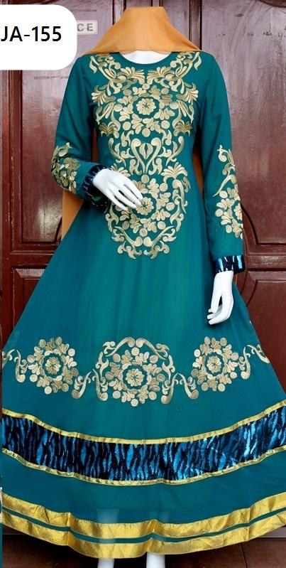 model baju gamis wanita