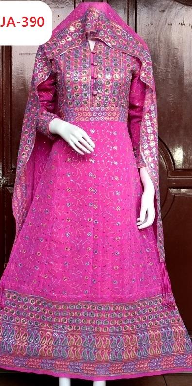 model busana muslim sari india
