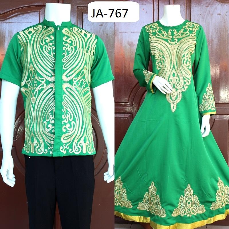 baju pesta murah hijau