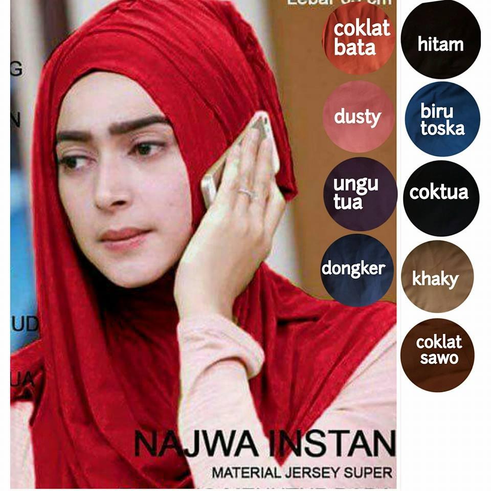 jilbab najwa