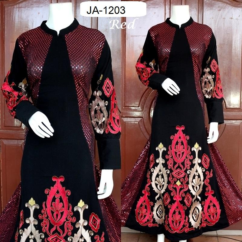 Baju pesta seribu payet 4 warna baju pesta busana muslim Baju gamis india terbaru