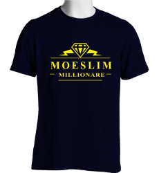 kaos muslim milionare