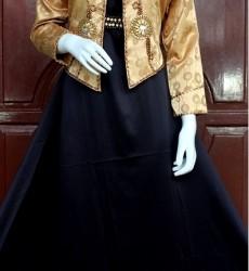 model sari india modern
