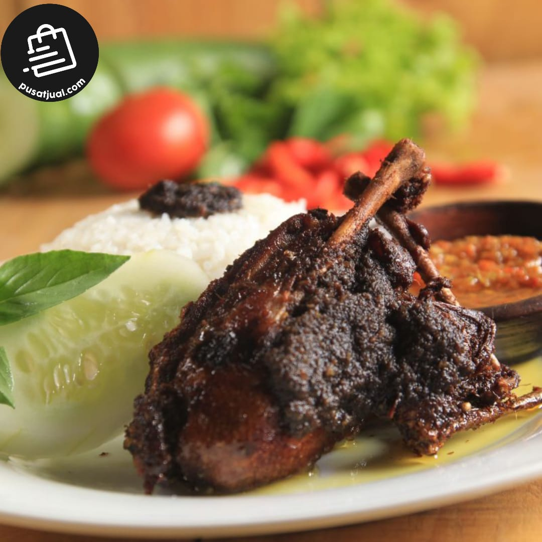 Daging Bebek Bumbu Hitam Frozen Food